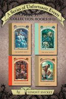 A Series of Unfortunate Events Collection: Books 10-13