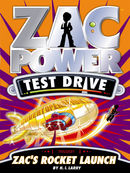 Zac Power Test Drive: Zac's Rocket Launch