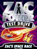 Zac Power Test Drive: Zac's Space Race