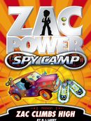Zac Power Spy Camp: Zac Climbs High